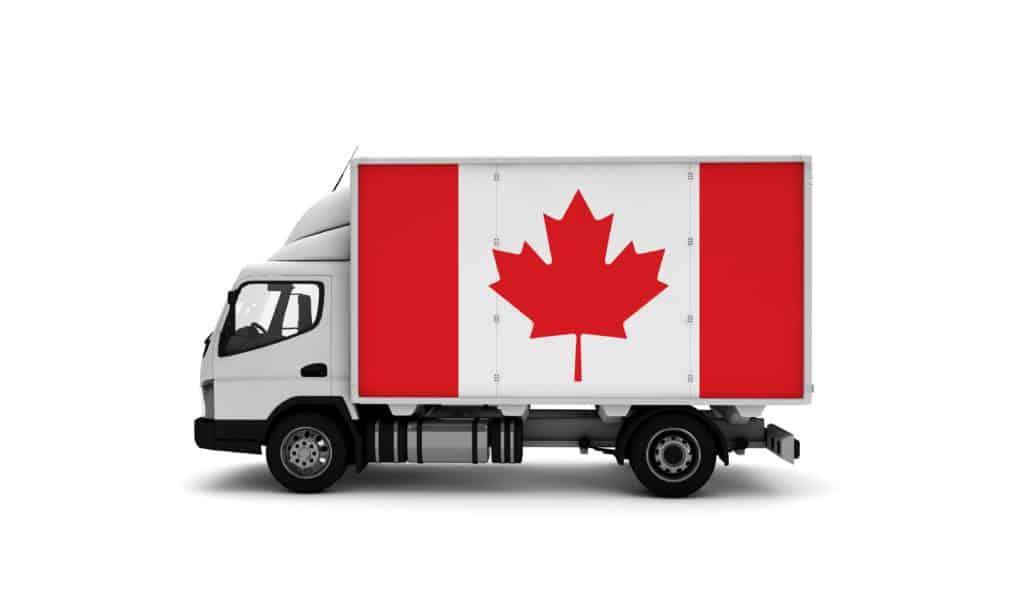 Amazon US Ship to Canada