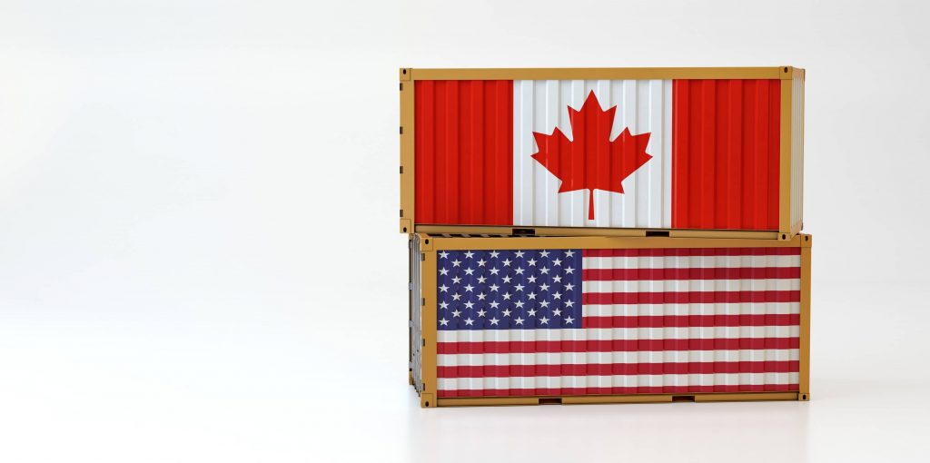shipping from canada to us