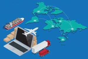 best price for international shipping